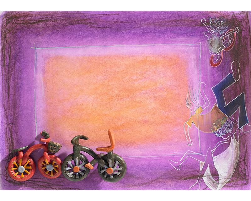 """""""Παραμύθια μεν... αλλά"""", Έλενα Ευαγόρου - Εκδόσεις ΝΟΣΤΟΣ-Michaella Ceramics"""