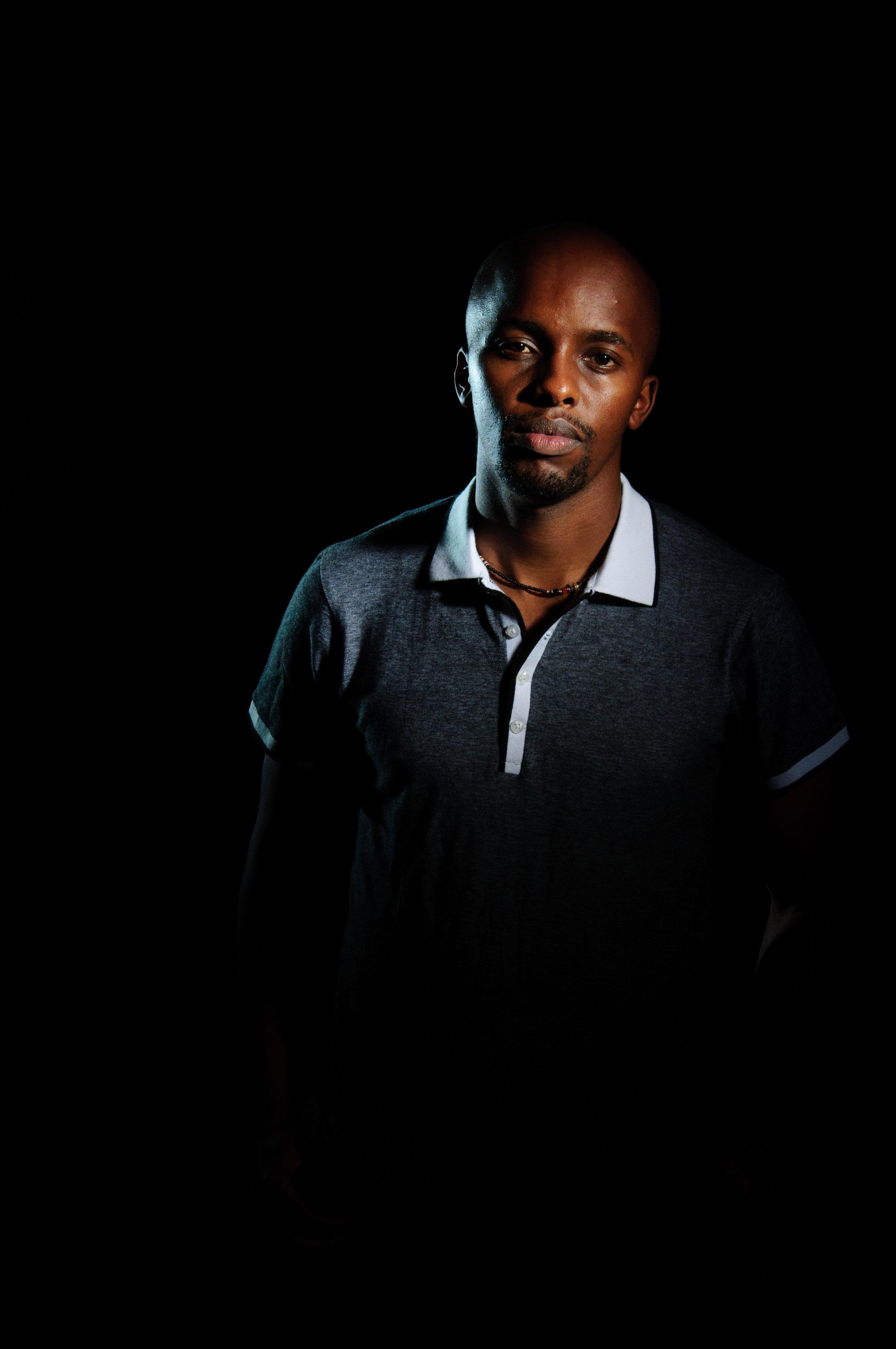 Promotional still from 'Nairobi Half Life' (2012). Jim Chuchu