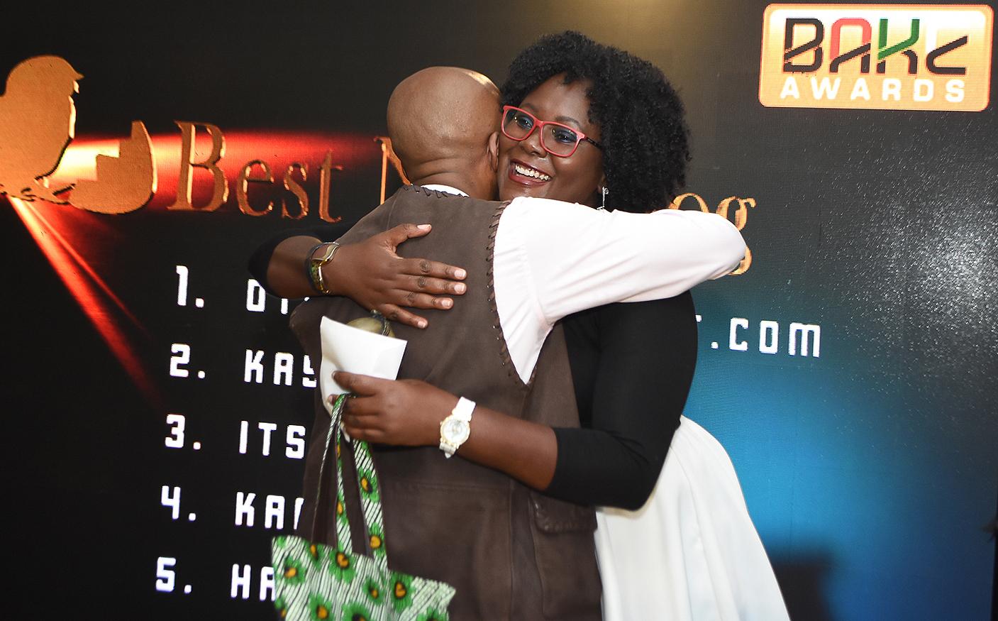 Thank you,Naomi Mutua.  Picture courtesy of BAKE.