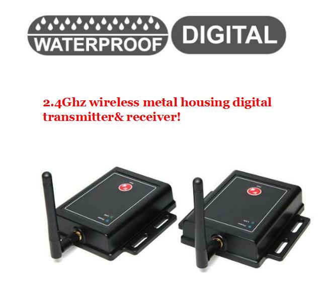 26-084 Long Range Wireless Transmitters