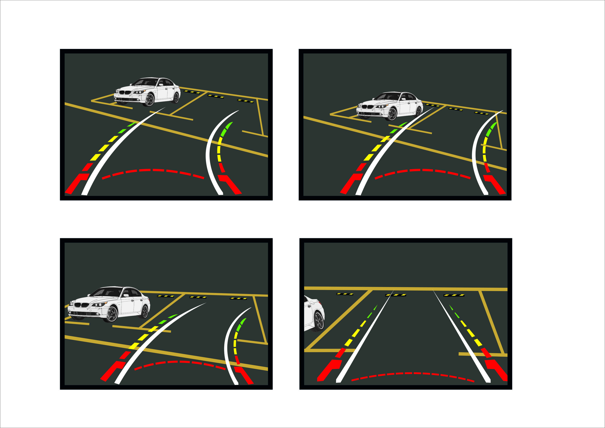 DYNAMIC MOVING GUIDELINES CAMERA