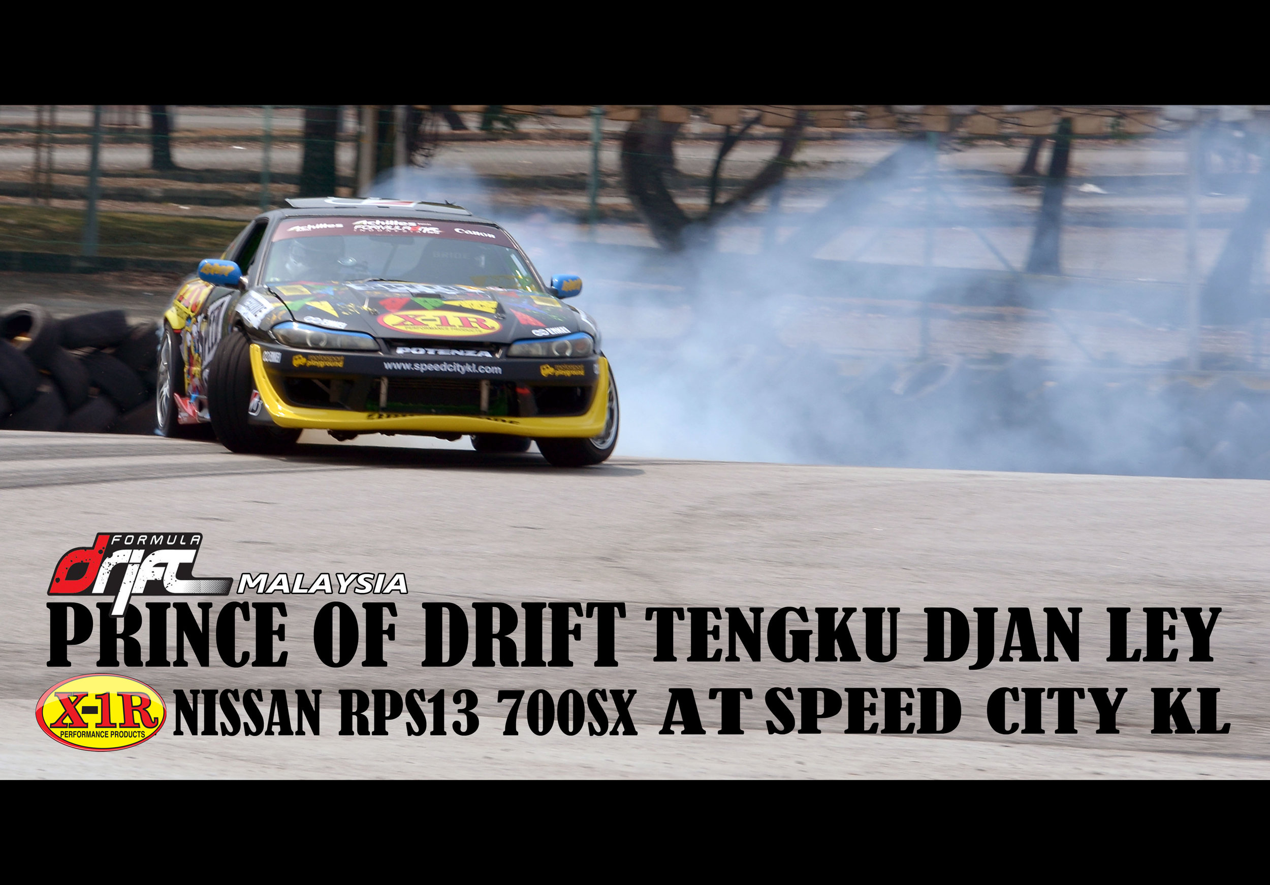 Proven in Drift Cars
