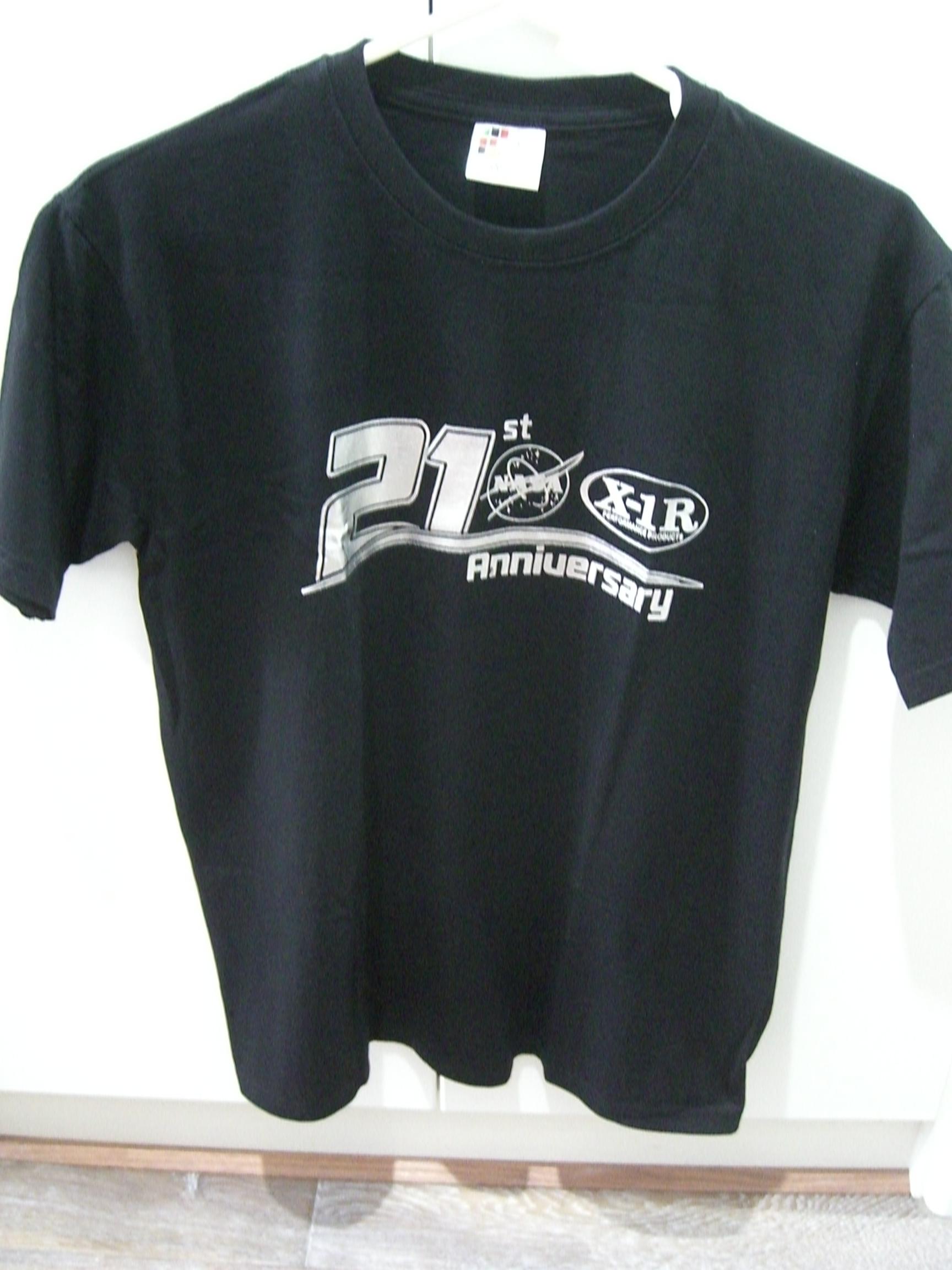 21st Anniversary T Shirt