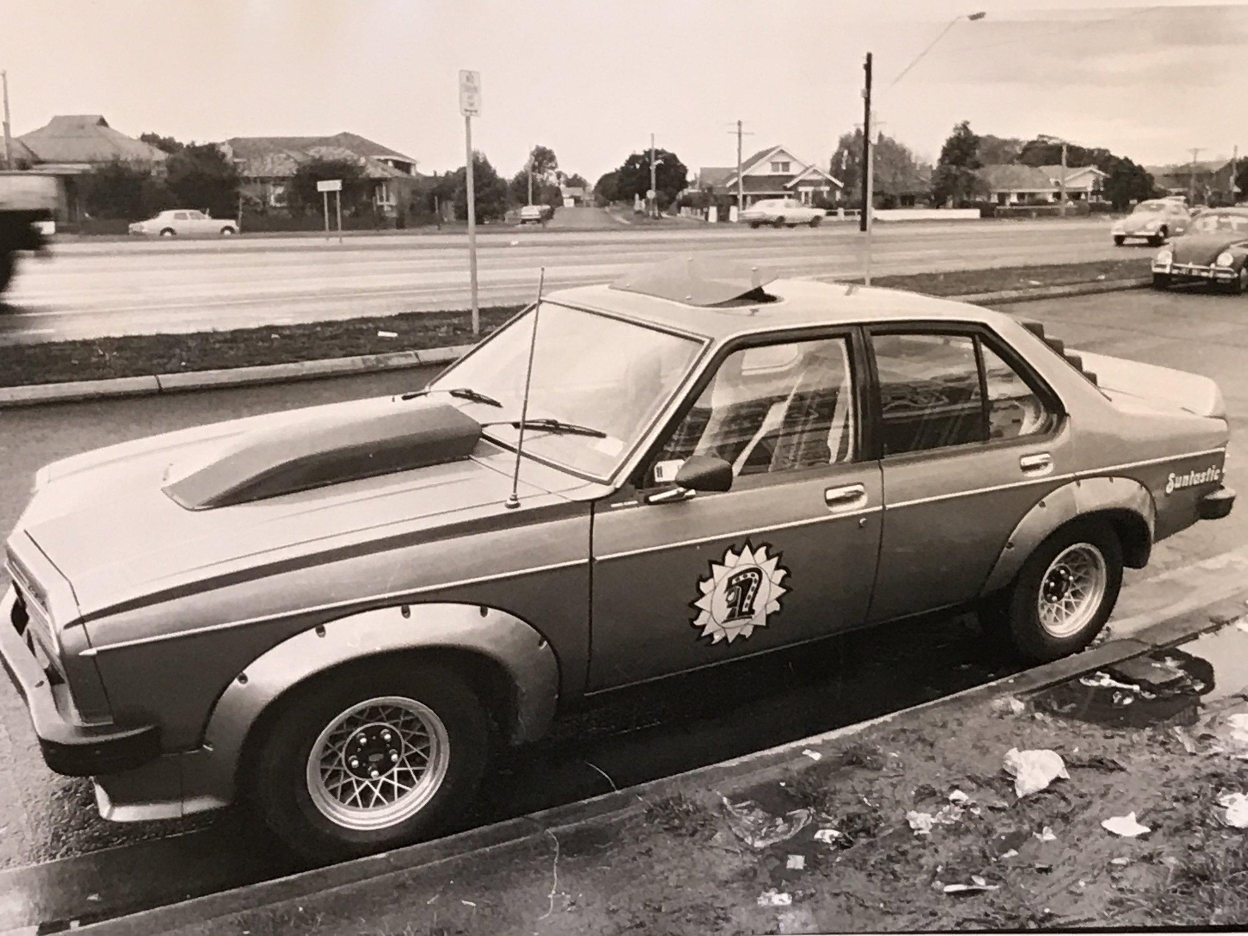 Restyled Holden Torana 1970s