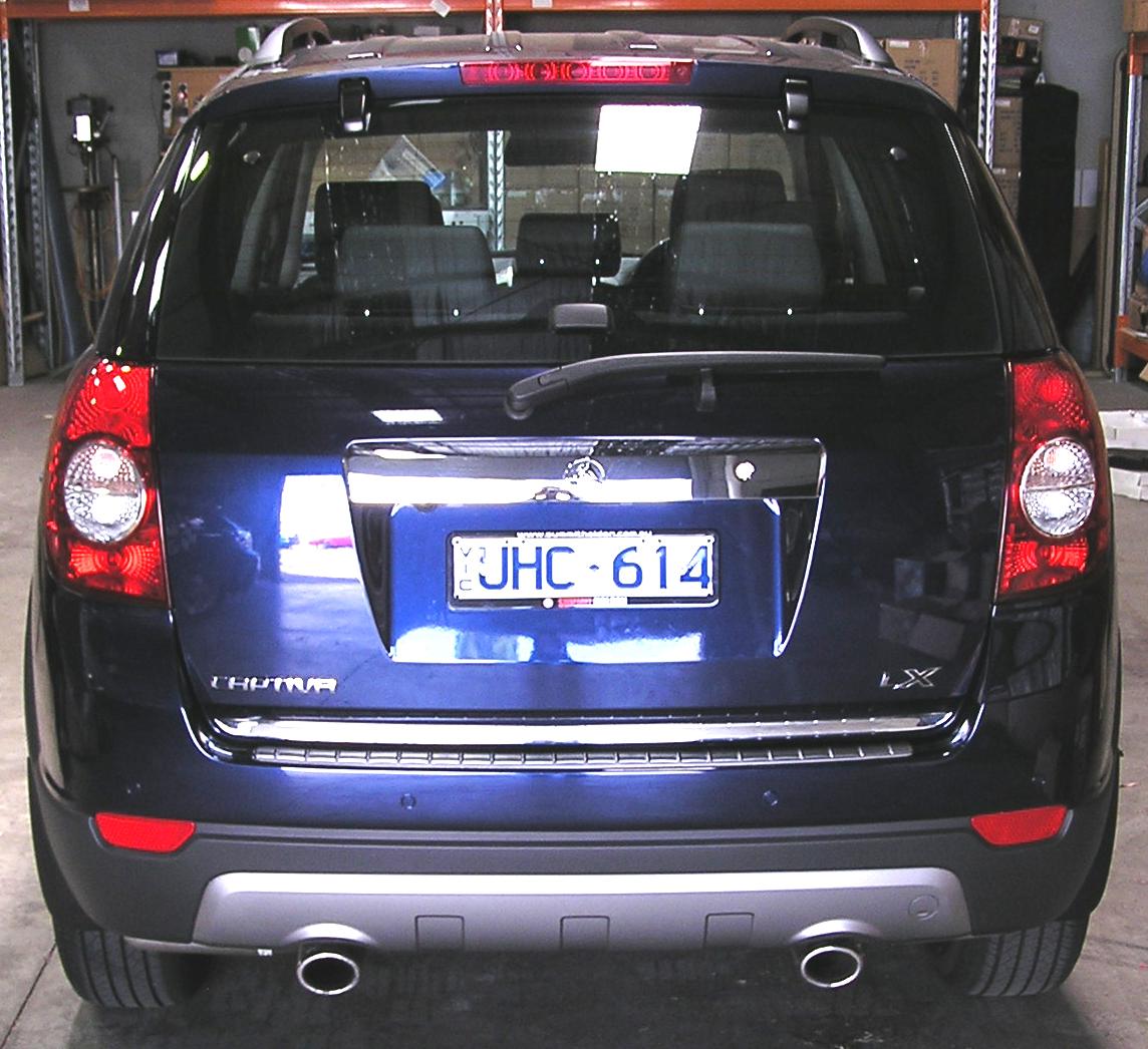 PN:14-7604 (Holden Captiva)
