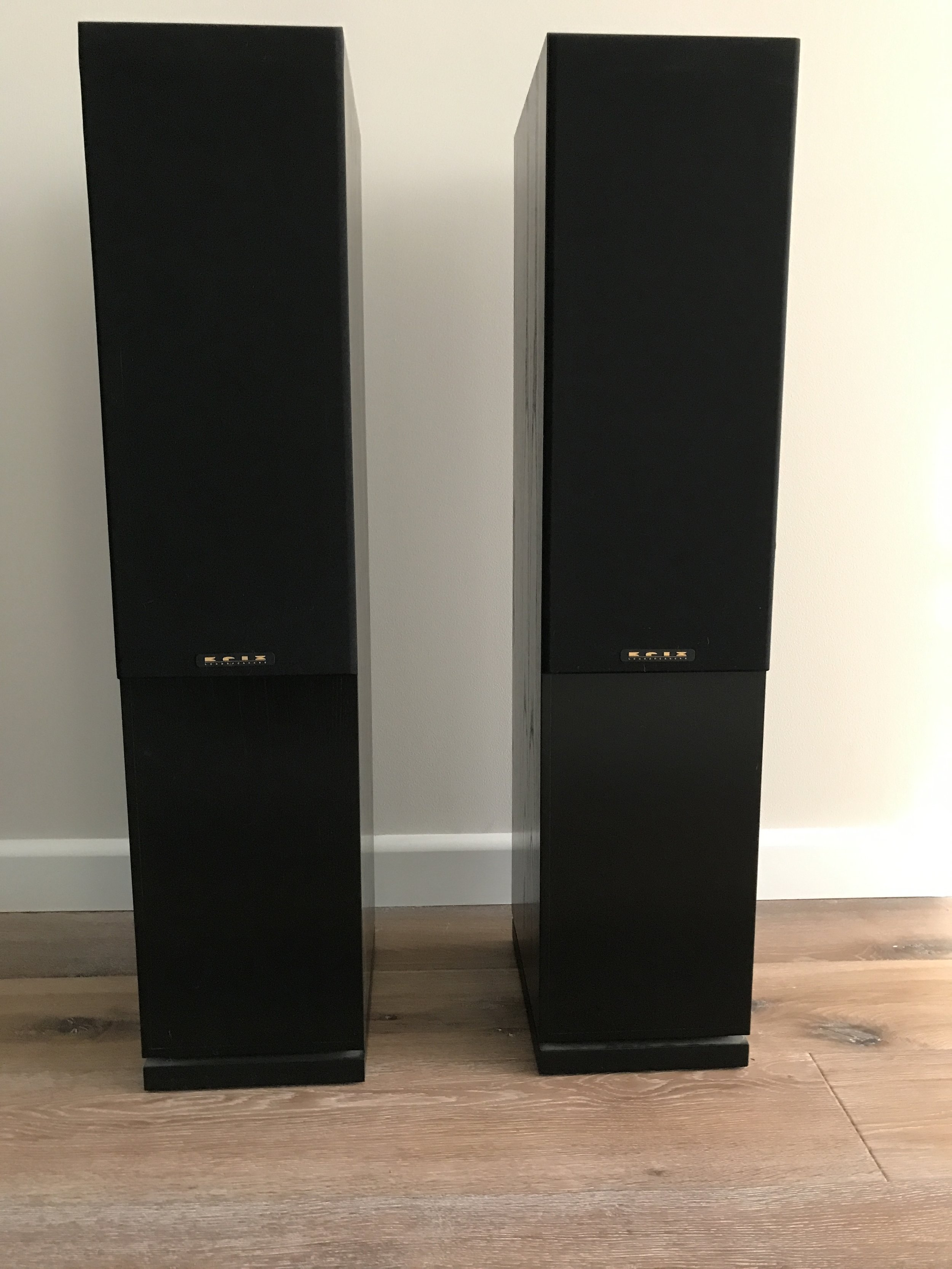 FOR SALE KRIX LYRIX SPEAKERS $1,495 Pair