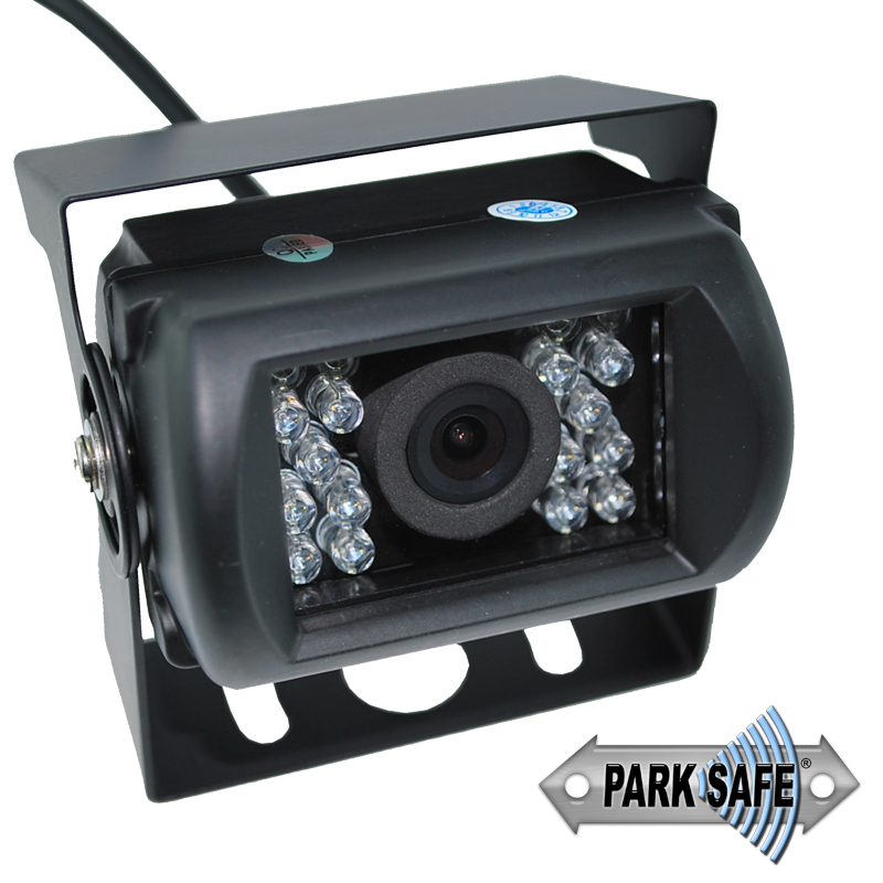 25-044 Heavy Duty IR Camera RCA