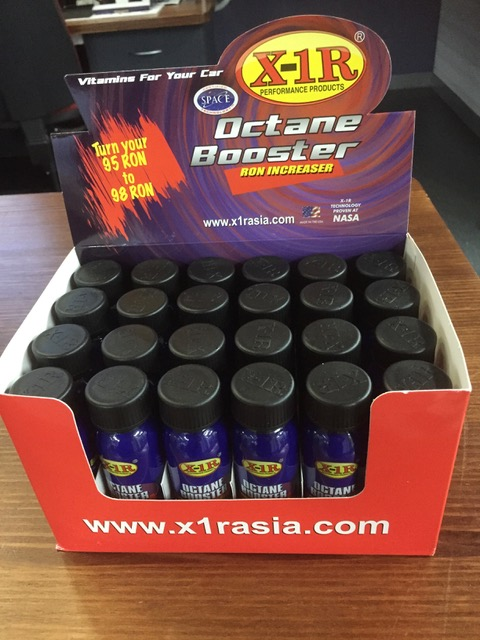 Octane Booster 24 pack