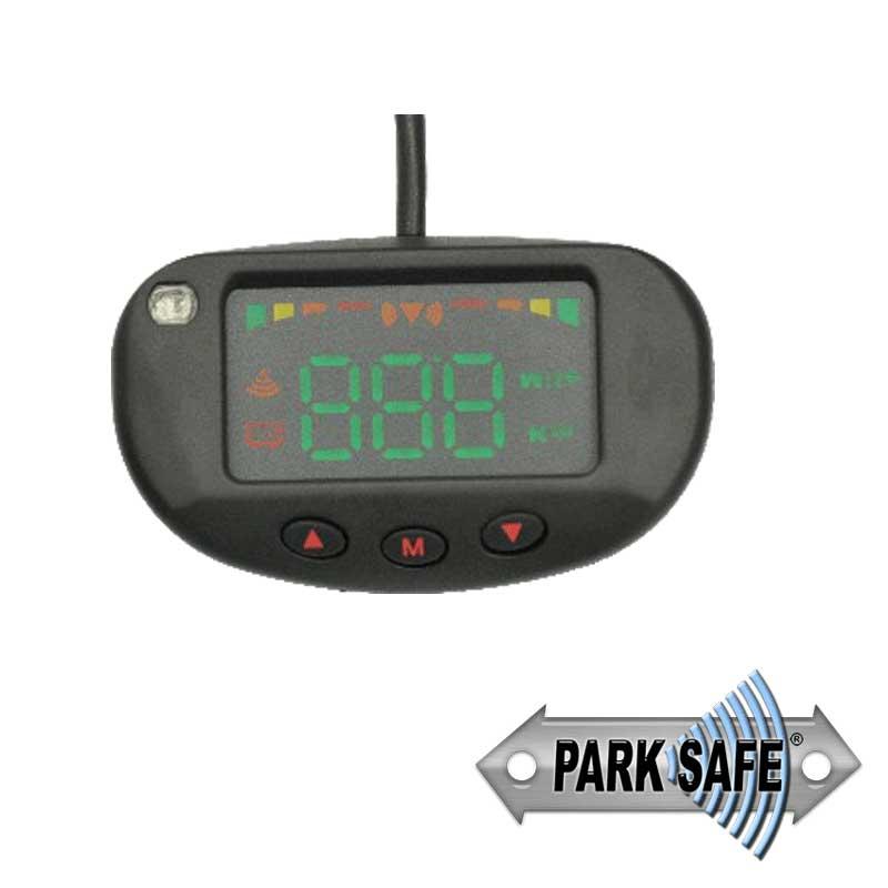 Front Sensor HUD/Speed Display