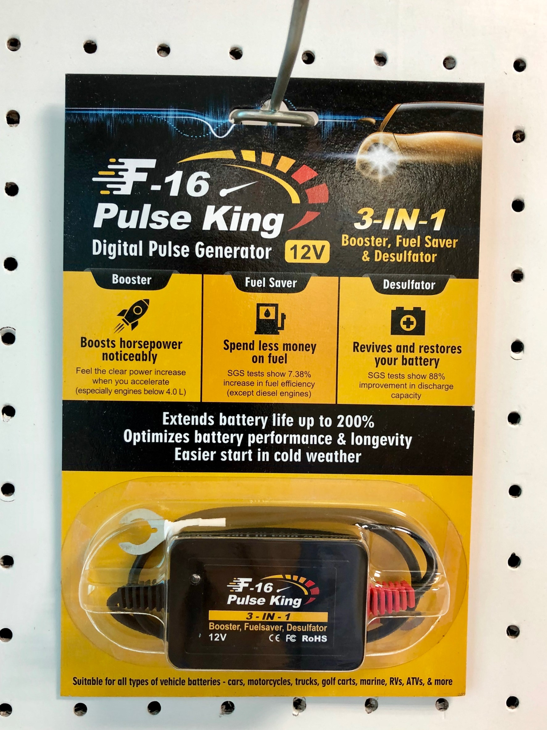 Pulse King Battery Life Extender