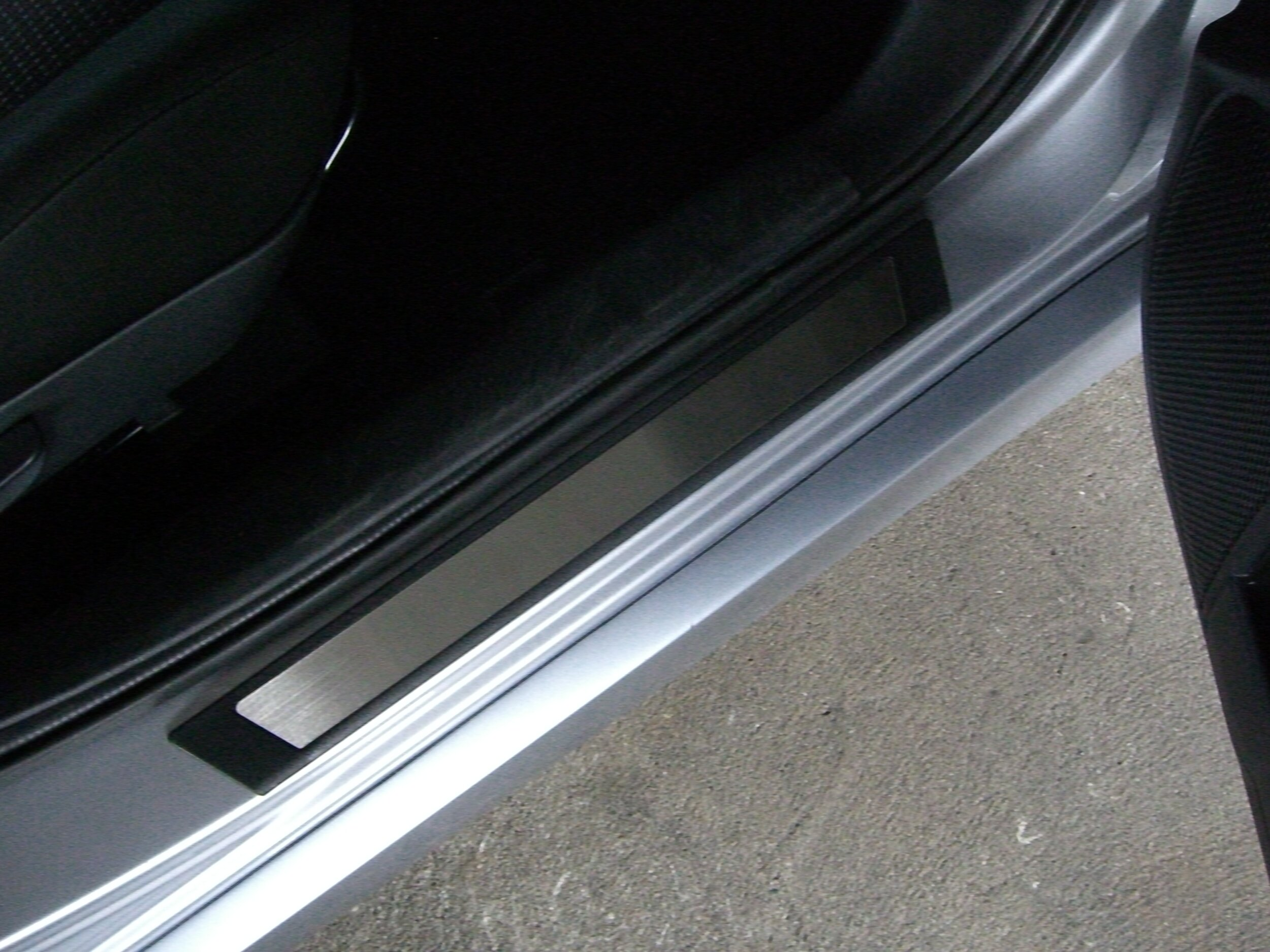 Holden Astra Front
