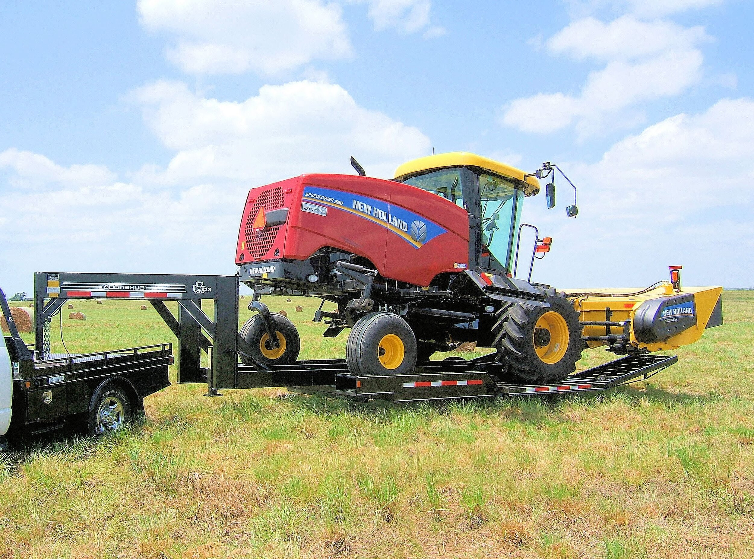 SWATHER CARRIERS