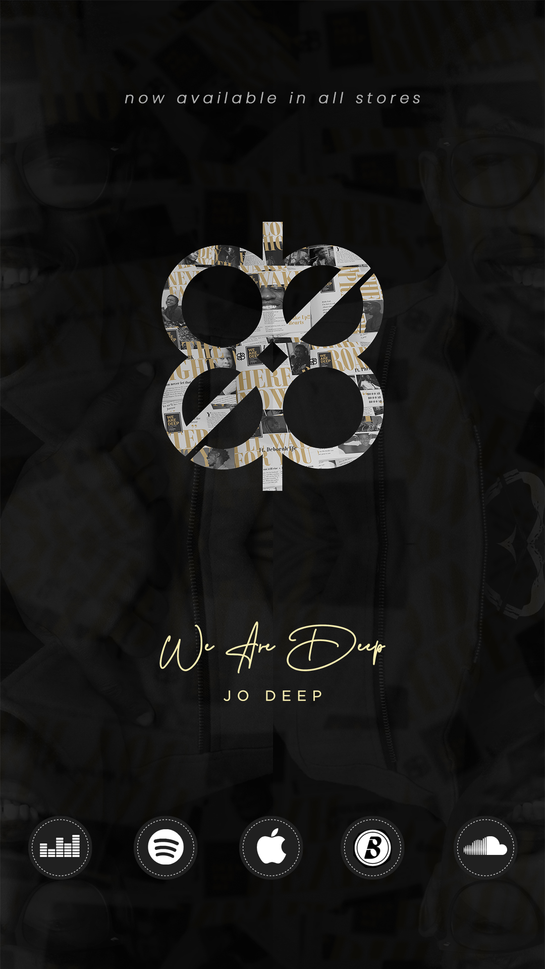 We Are Deep by Jo Deep (OUT NOW) on Music Unites Africa.jpg