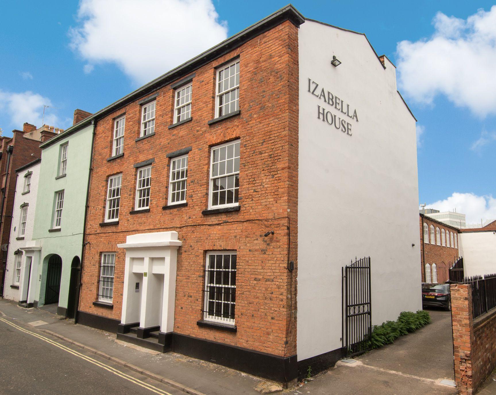 "Izabella House, City Centre, Birmingham, B1,  <br><div class=""priceright"">£25 a month</div>"