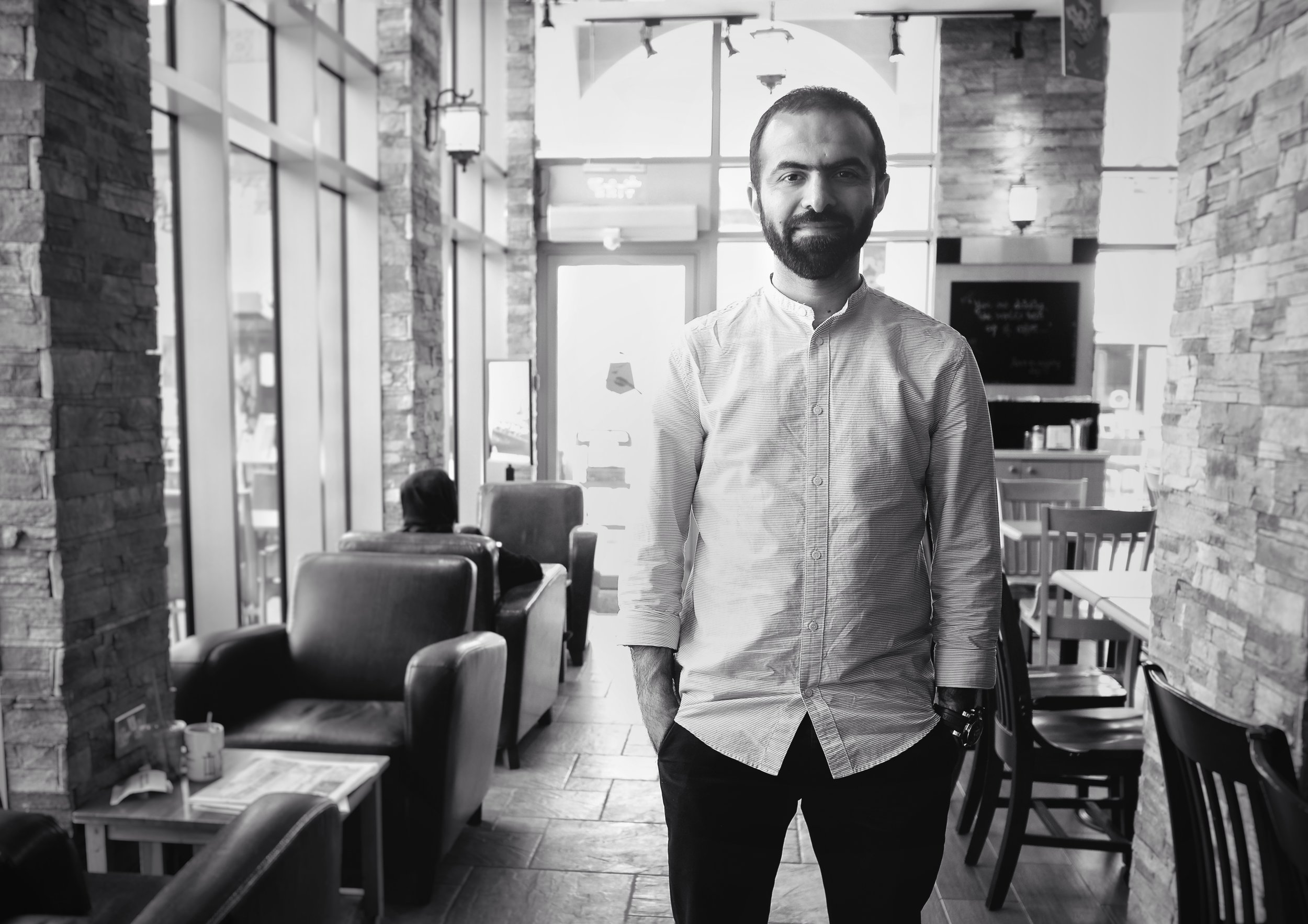 Mohammad Sharaf - and the visual art of advertising in Ramadan