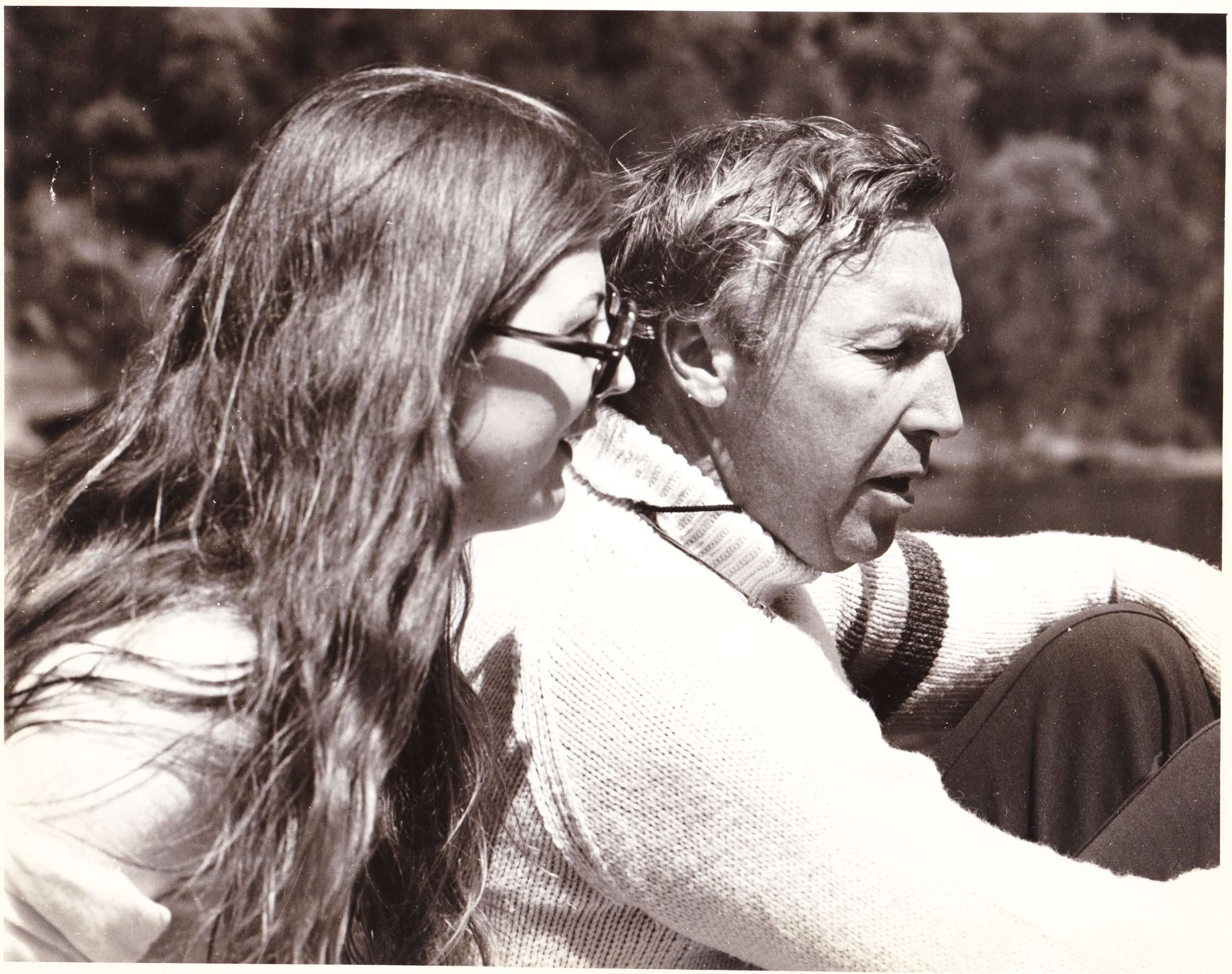 Maurie Grace Coaching Boat 1972 with Jane