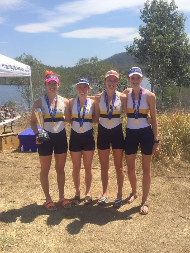 Women's Lightweight Quad