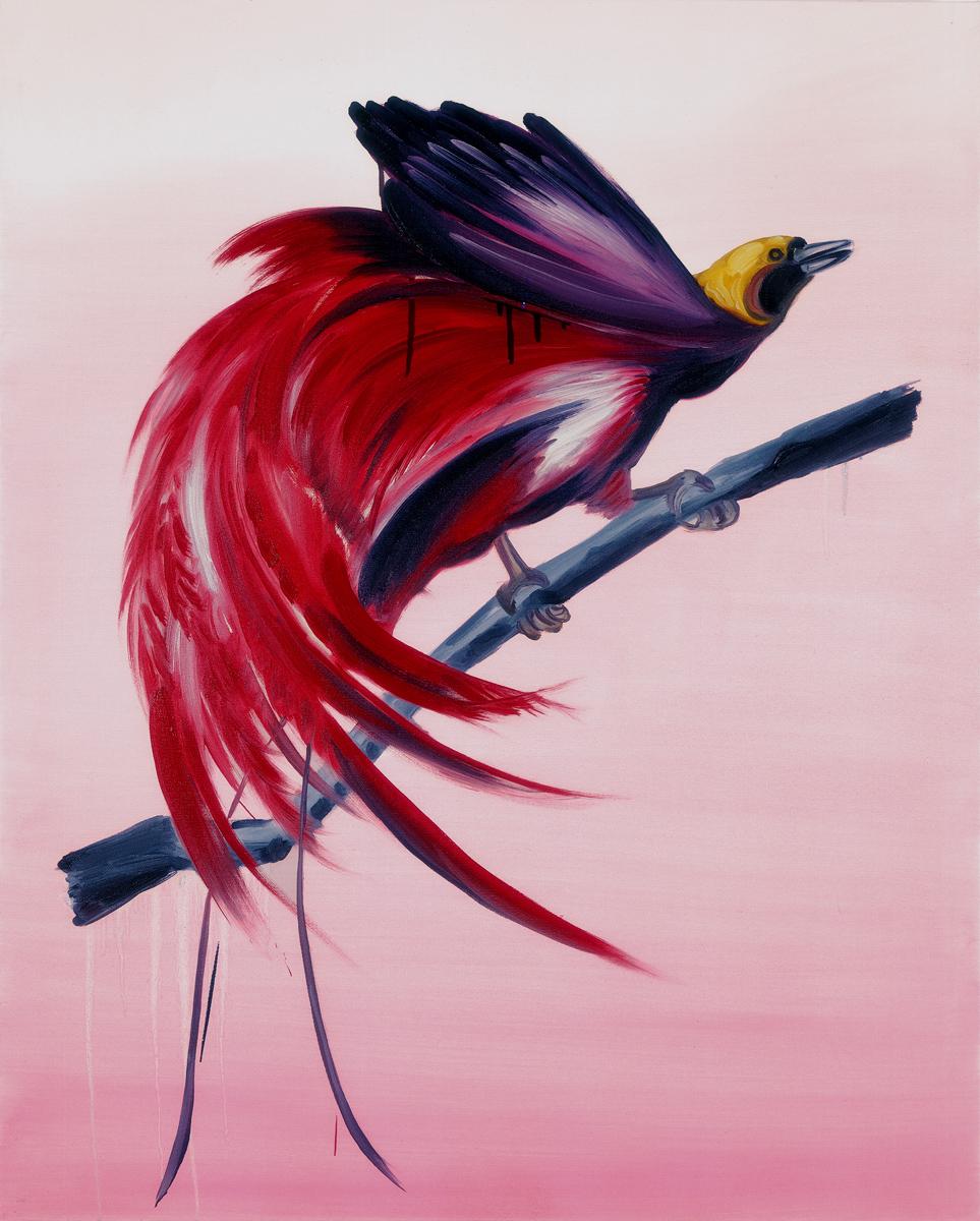 Untitled (Bird of Paradise)