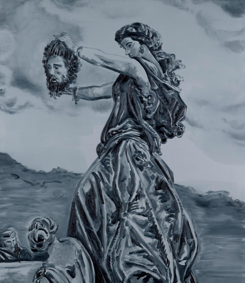 Untitled (Judith and Holofernus Head)