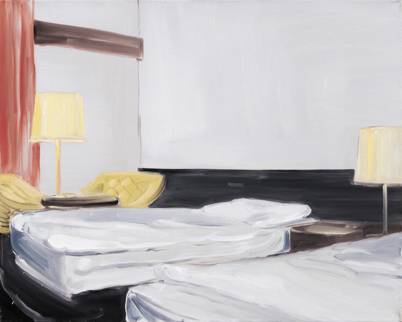 A Room in Darmstadt (Color)