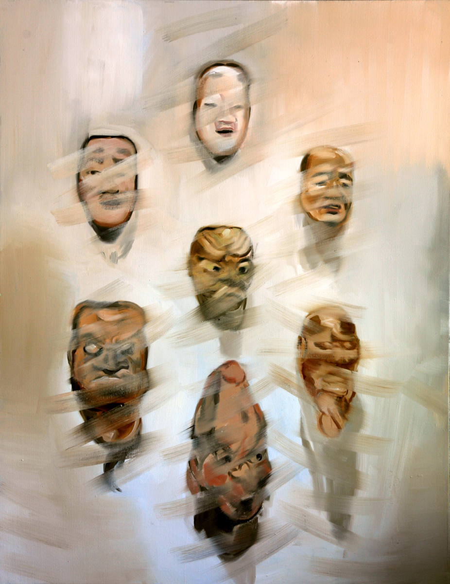 Untitled (Masks)