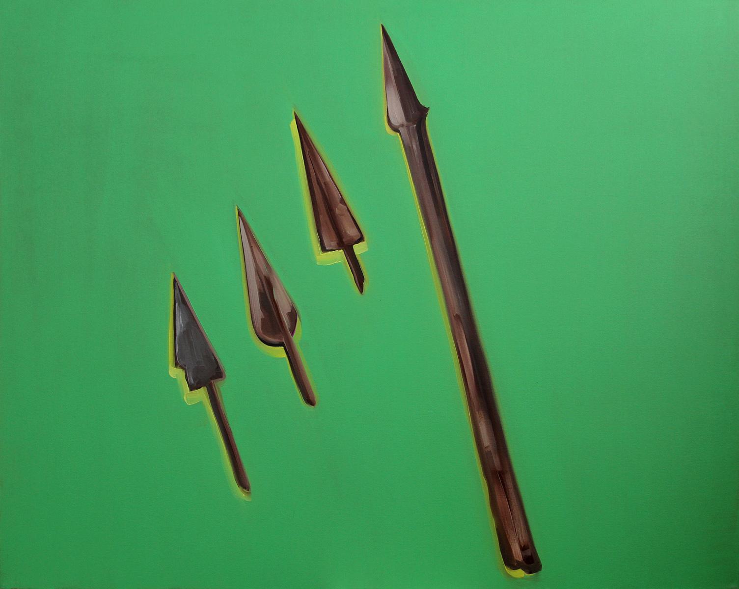 Untitled (Arrow Heads)