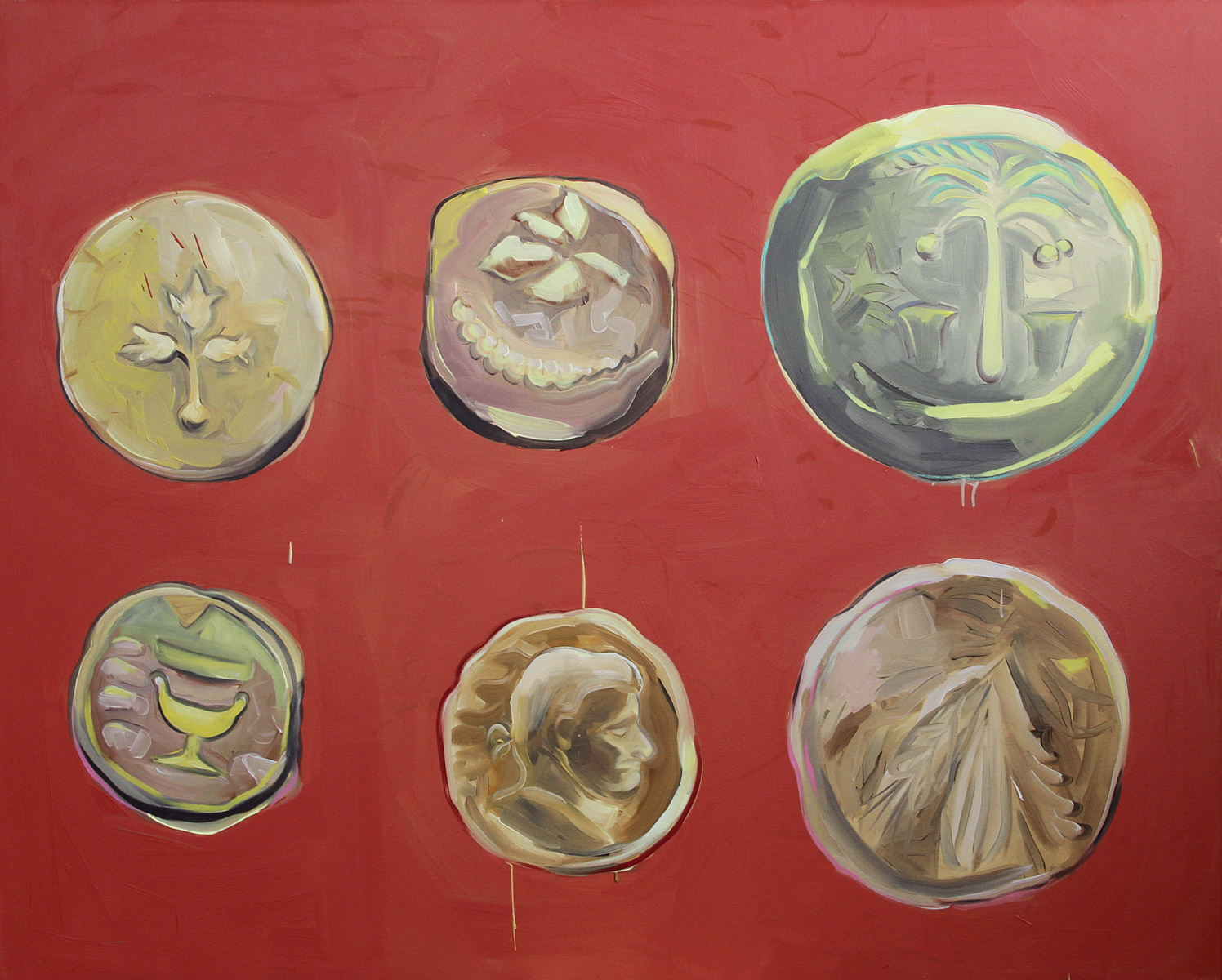 Untitled (Coins)