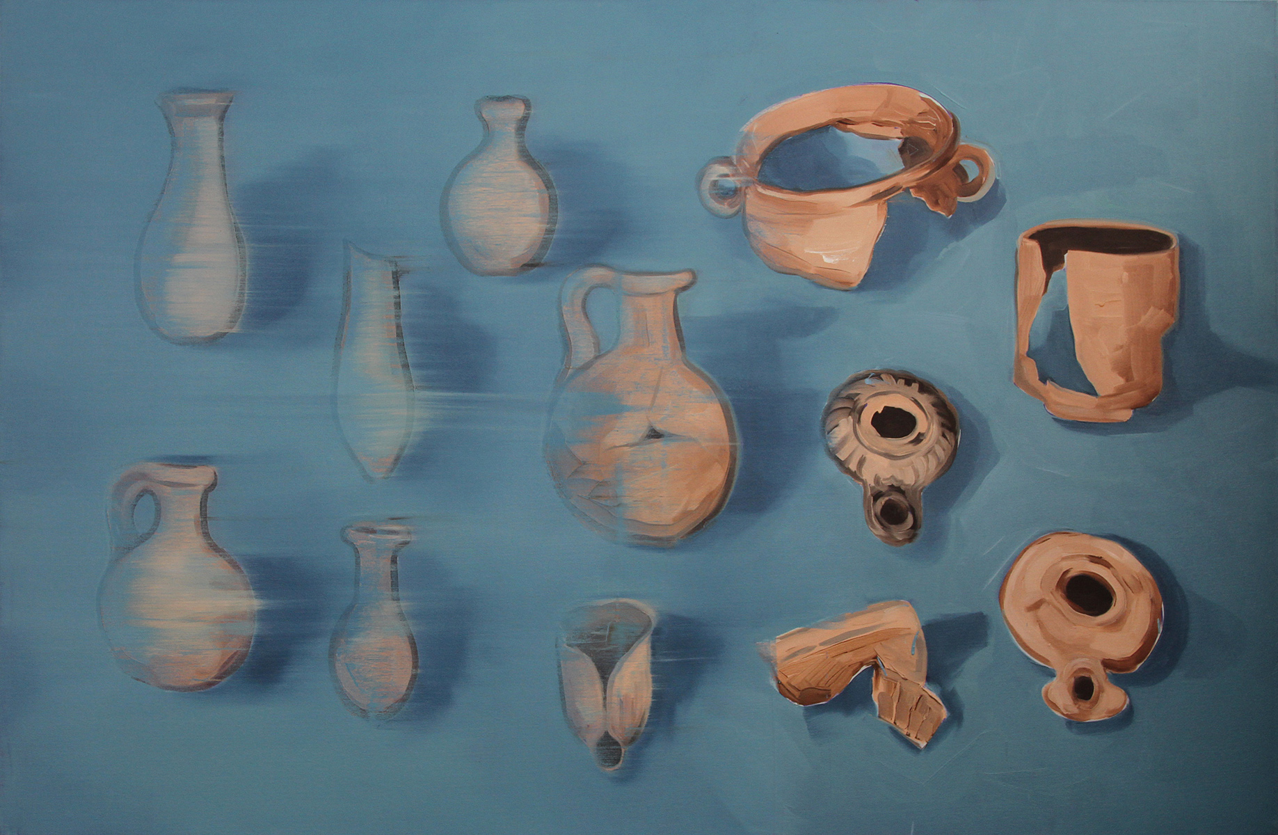 Untitled (Clay Potery Parts)