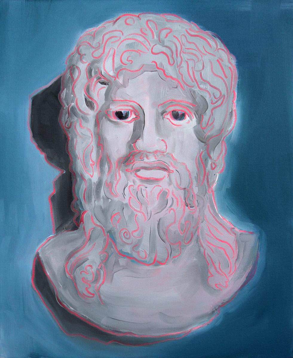 Dionysus Head
