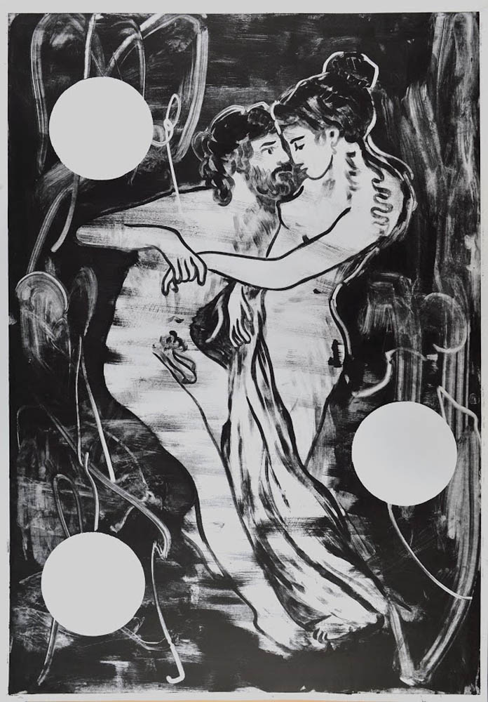 Untitled (Amor and Psyche)