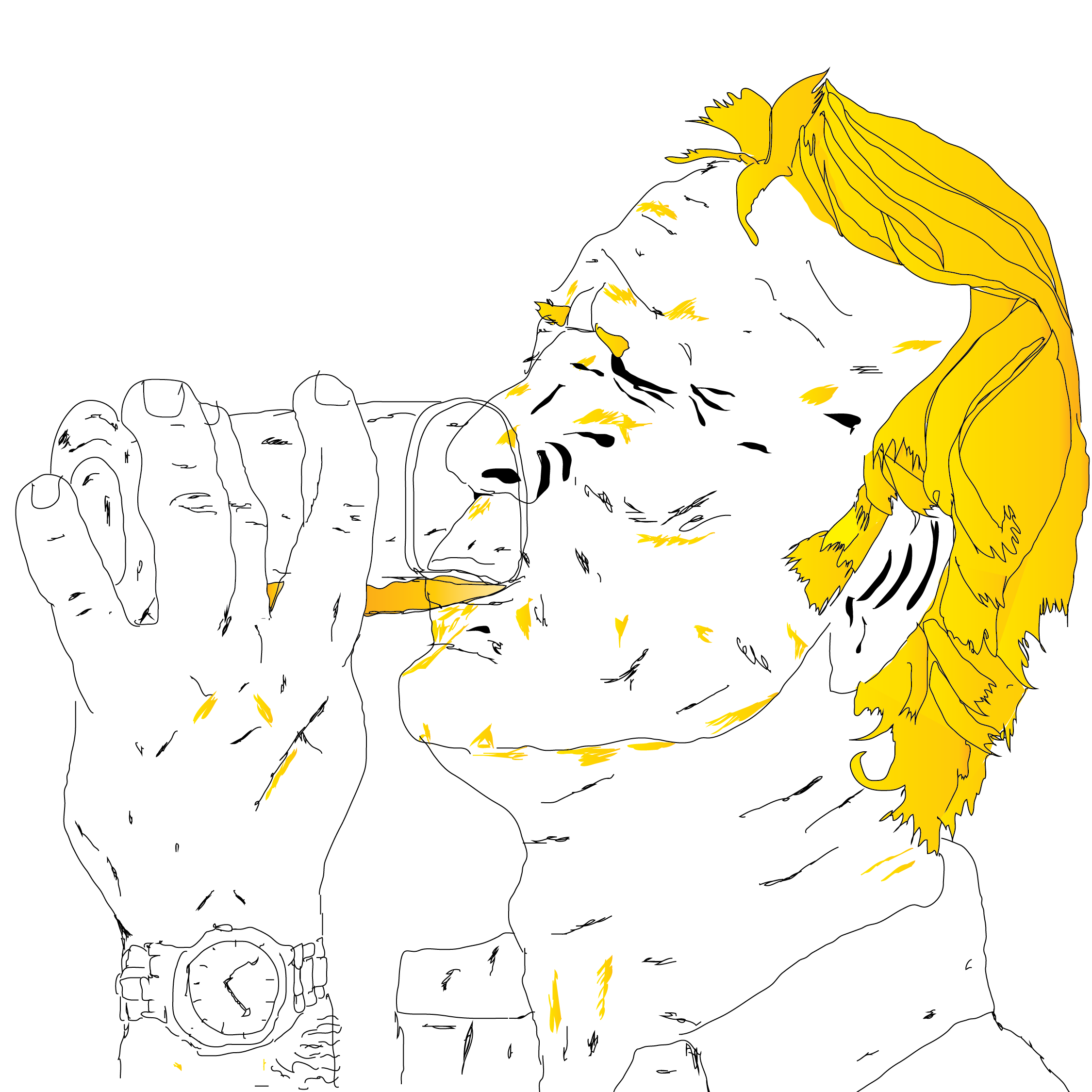 Arnold drinking arnold -01.png