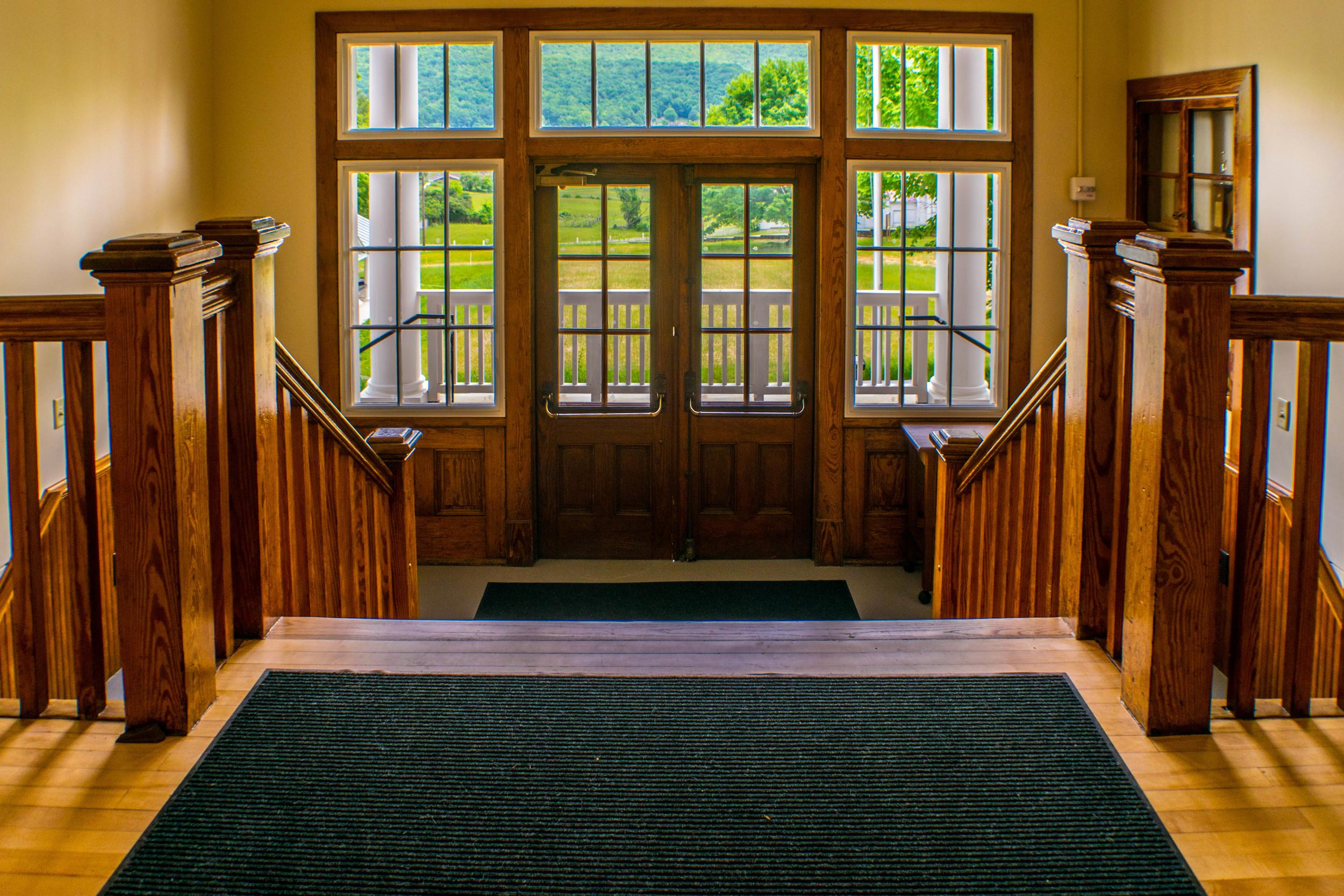 Highland Center (Interior Entryway)