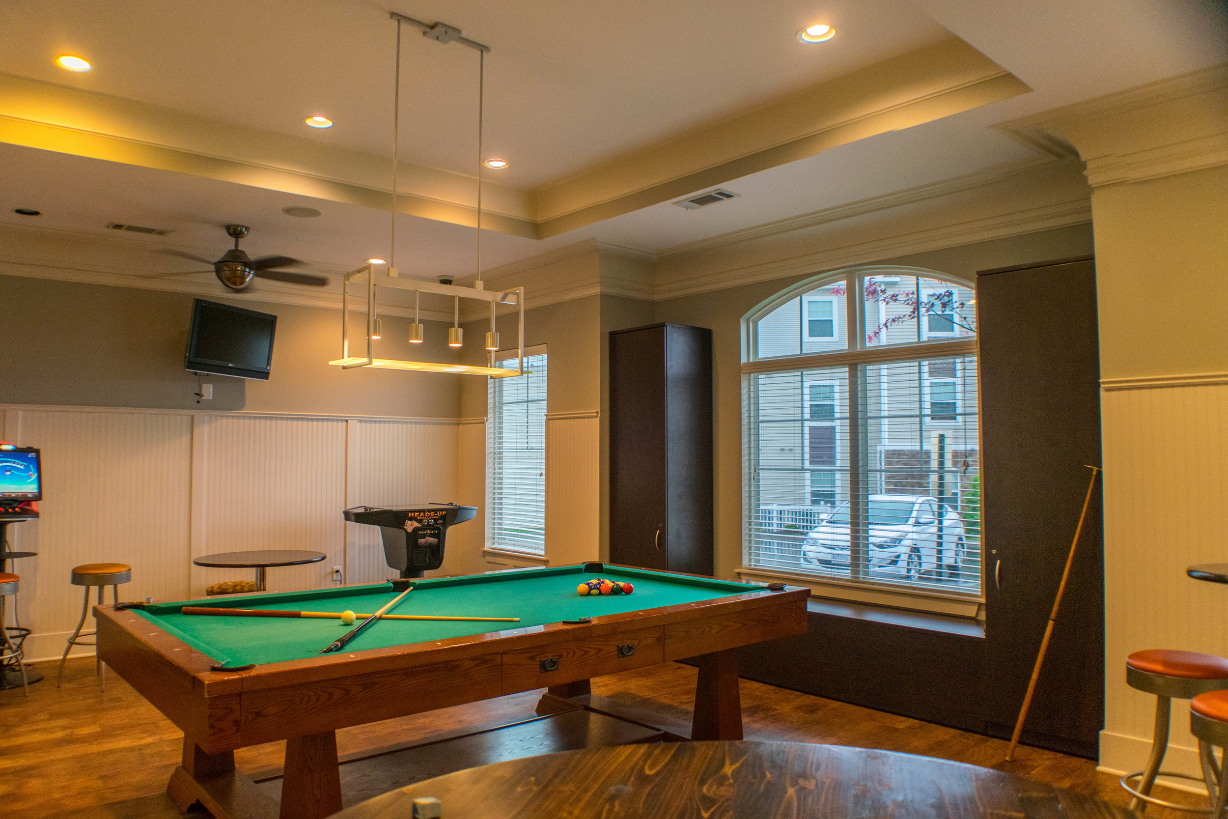 North 38 Clubhouse (Recreation Room)