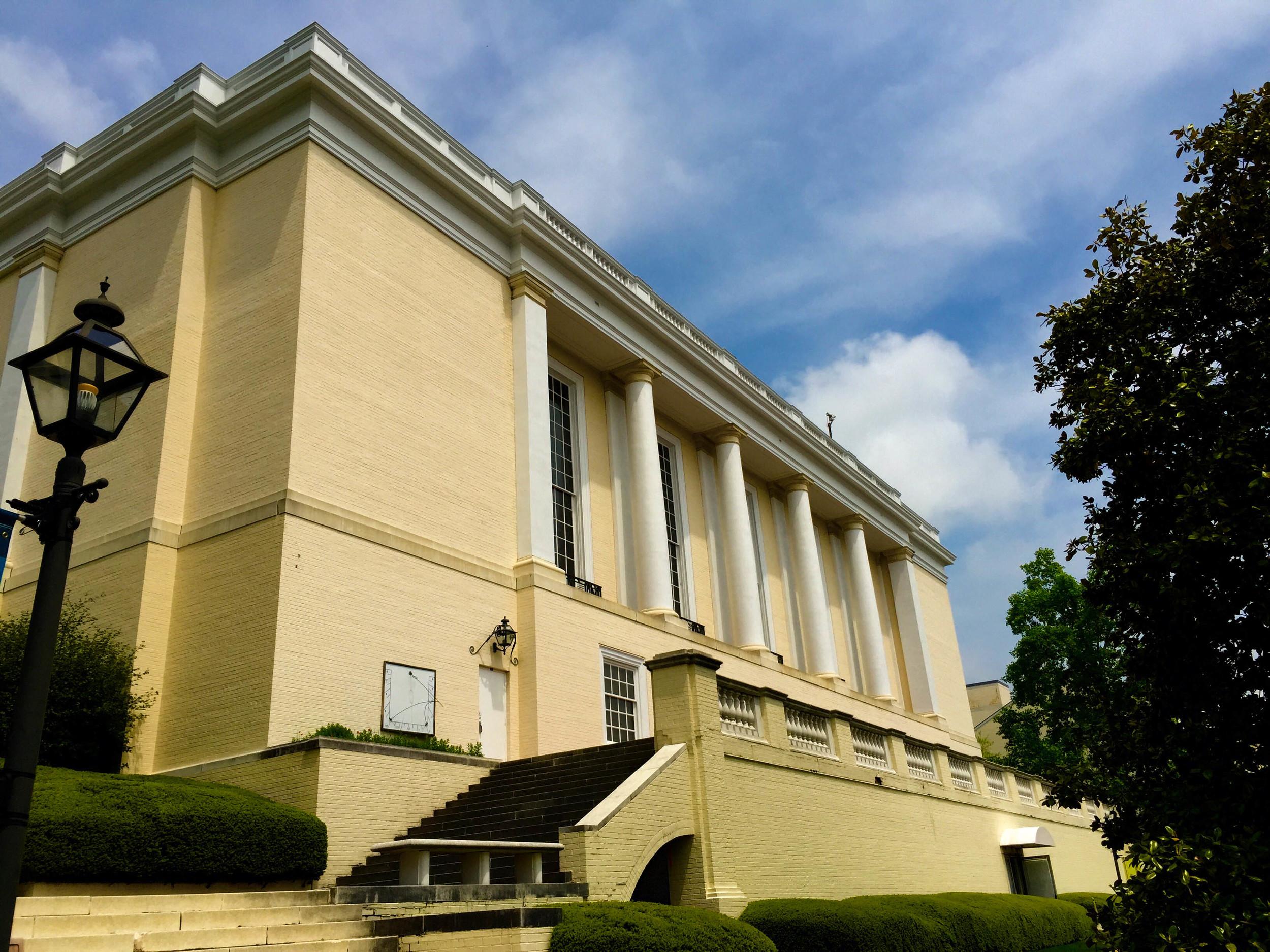 Mary Baldwin Grafton Library (Exterior)