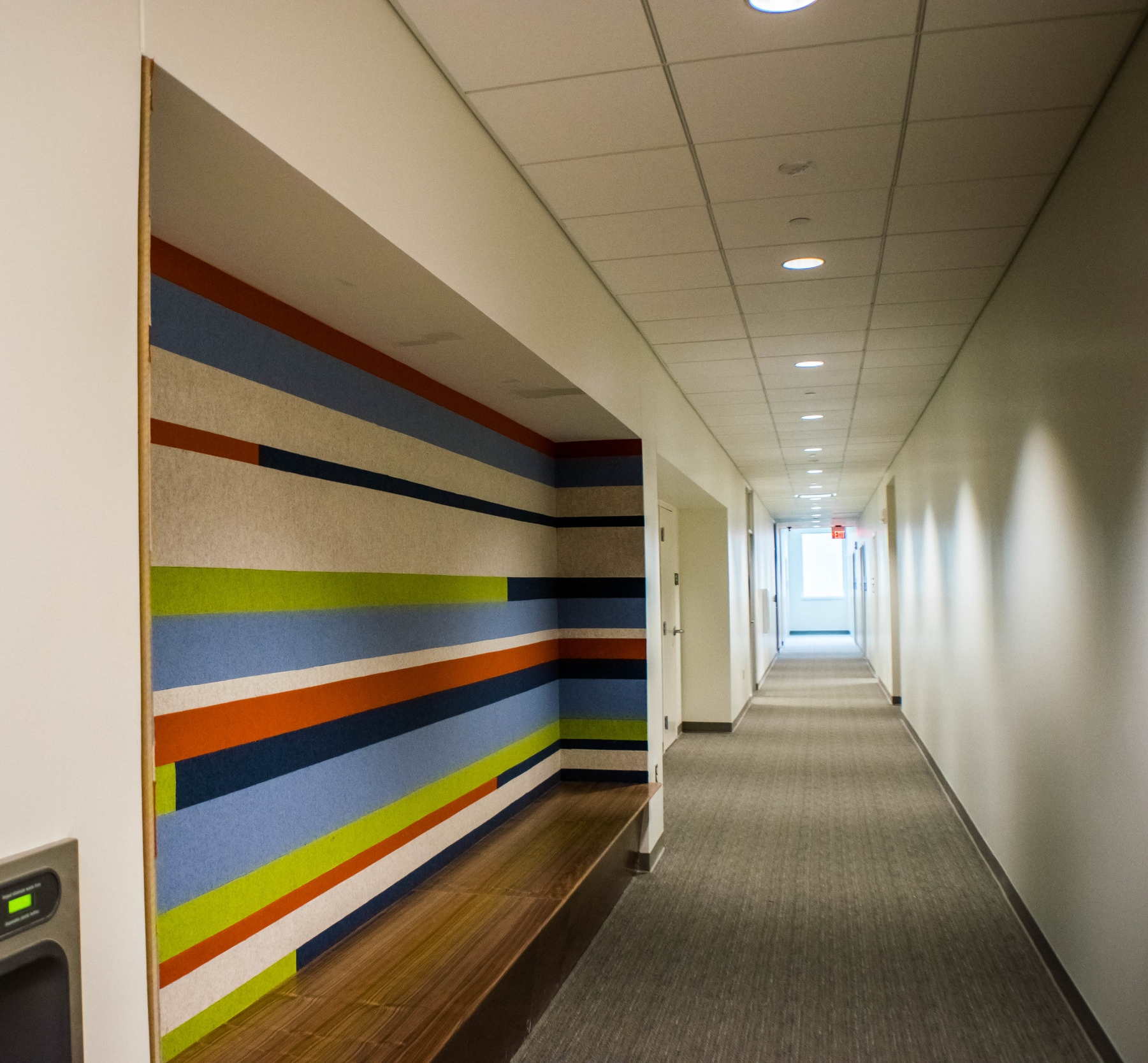 JMU East Tower (1st Floor Corridor)