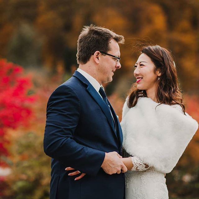 The fall colors were just so pretty during this wedding! Loved it so much! . . . . .#NovaRosePhotography #sterlingheightsphotographer #michiganweddingphotographer #weddingphotographer #detroitphotographer #theknot #michigan #photographybusiness #instagood #gorgeousbride #michiganphotographer #michiganwedding #weddingdress #firstlook #kiss #bestof #puremichigan #wed #creative #sterlingheightsweddingphotographer #detroit  #hourdetroit #emotional #somuchlove #Fallwedding #fallcolors #msuhorticulturegardens #MichiganState #MSU