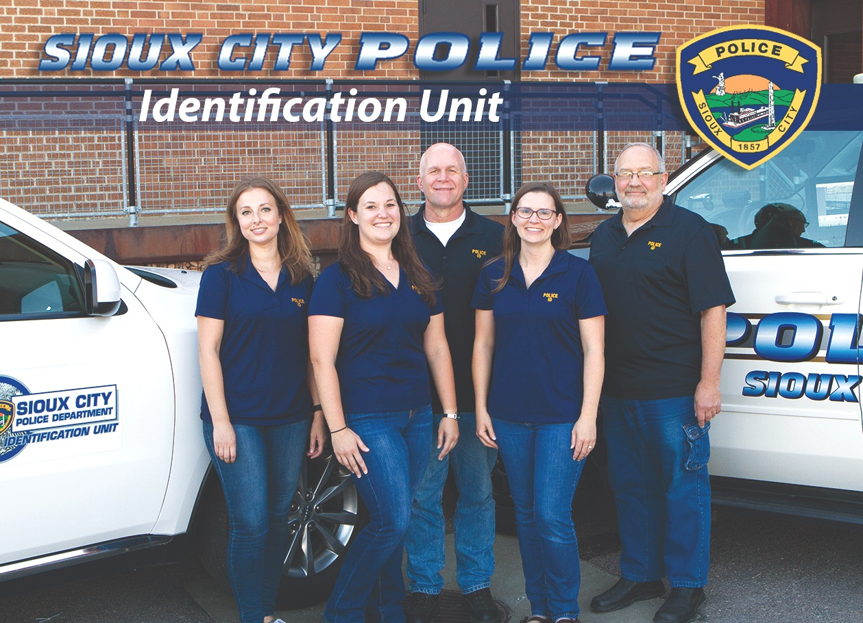 Left to Right - Irina Brodsky (no longer with the department), Brenda Abel, Zac Cwirka, Carissa Roach, and Steve Polak