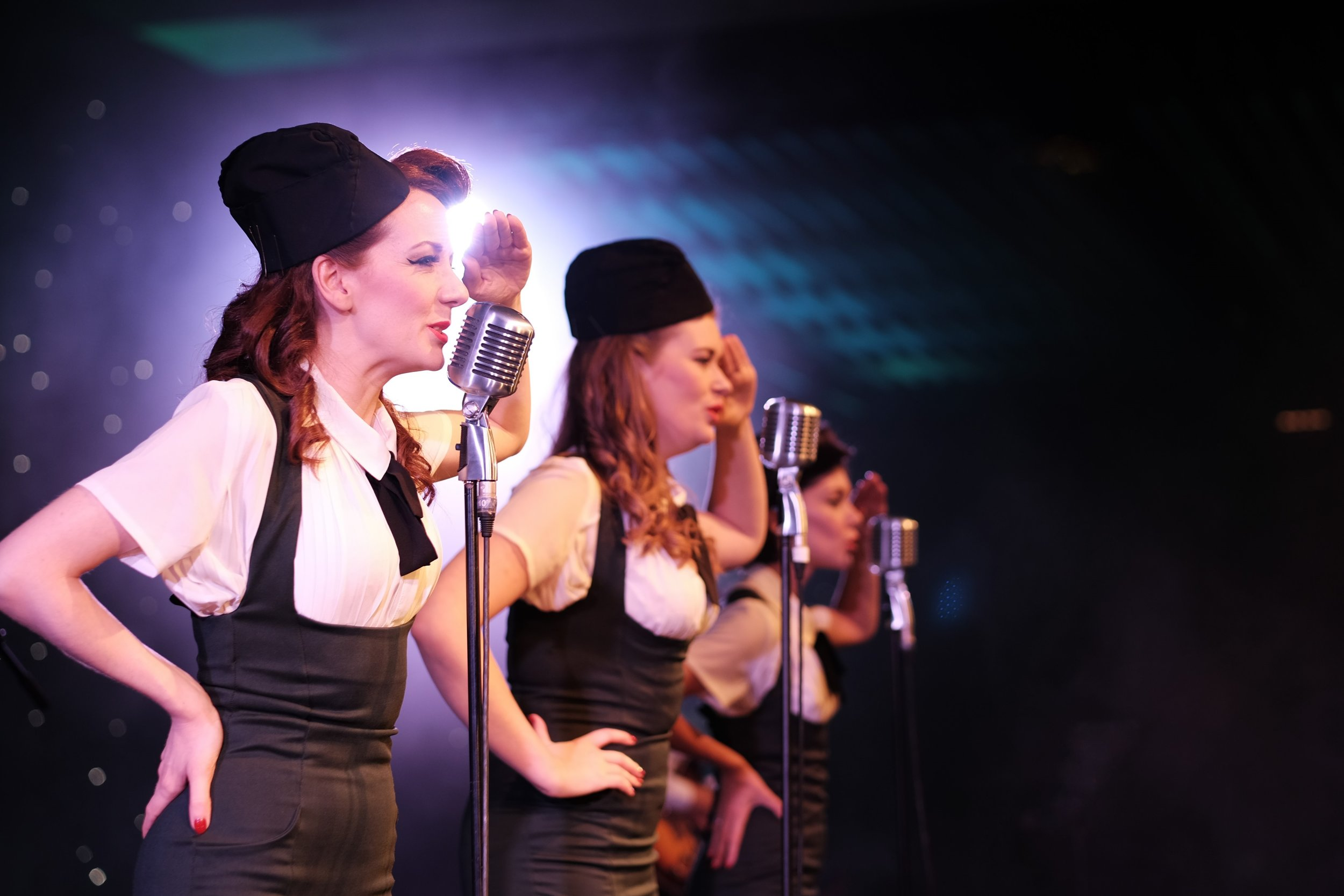 Leamington Spa Event photographer - travel industry event music concert photography singers retro birmingham.JPG