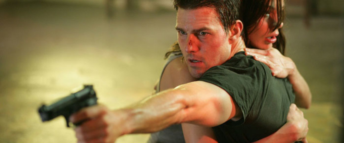 244. Mission Impossible III (2006) — Ryan E Weed