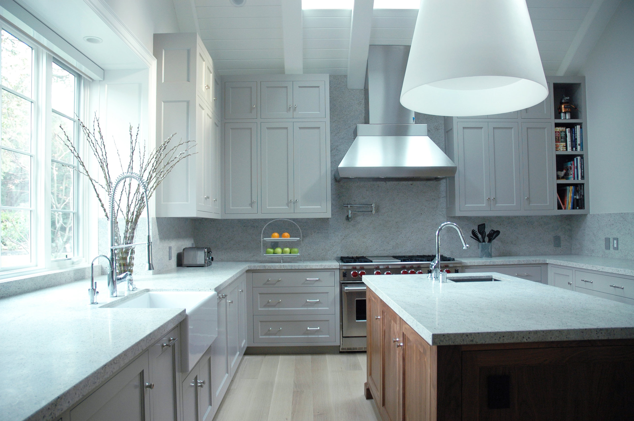 Eve Waldron Design bespoke kitchen