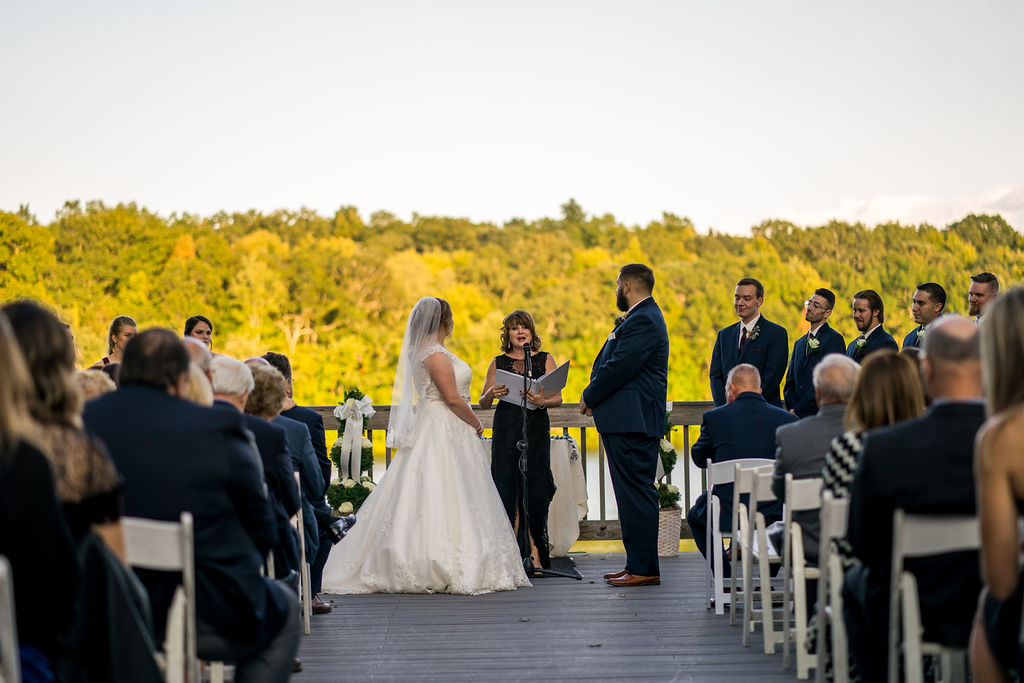 Lake of Isles Wedding - CLICK HERE for full gallery