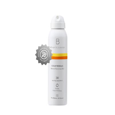 Beauty Counter Mineral Sunscreen Mist -