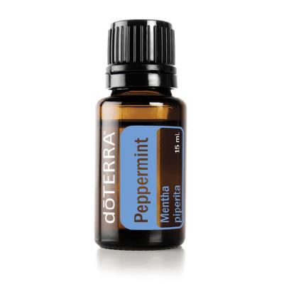 doTerra Peppermint Essential Oil -