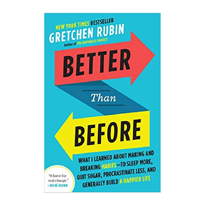 Better Than Before -