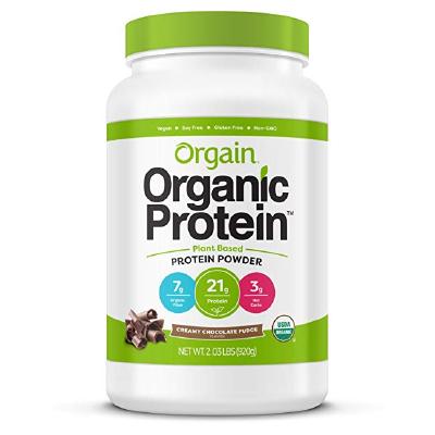 Orgain Organic Plant Based Protein Powder -