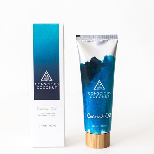 Conscious Coconut - Coconut Oil -