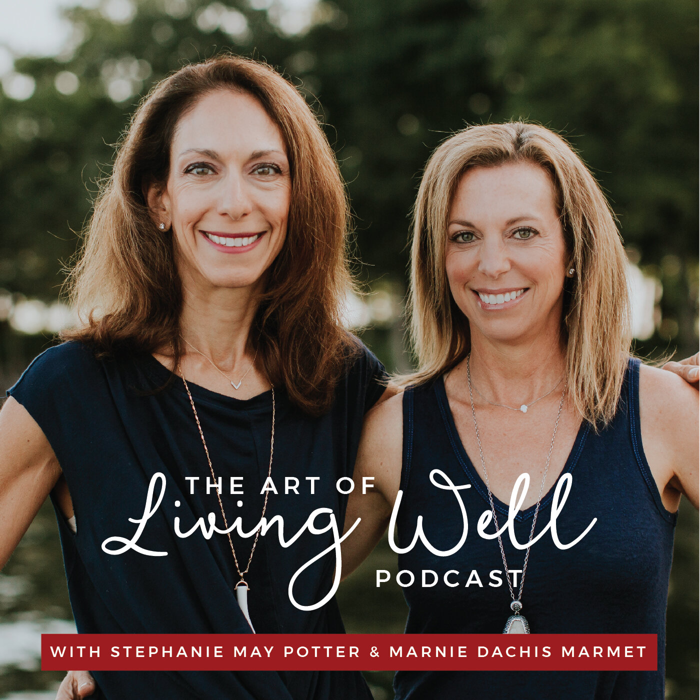 - Listen to my podcast with Marnie Dachis Marmet - The Art of Living Well Podcast.