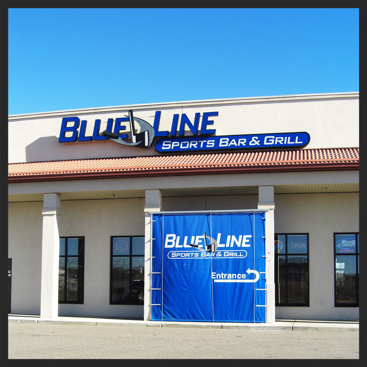 Blue Line Sartell