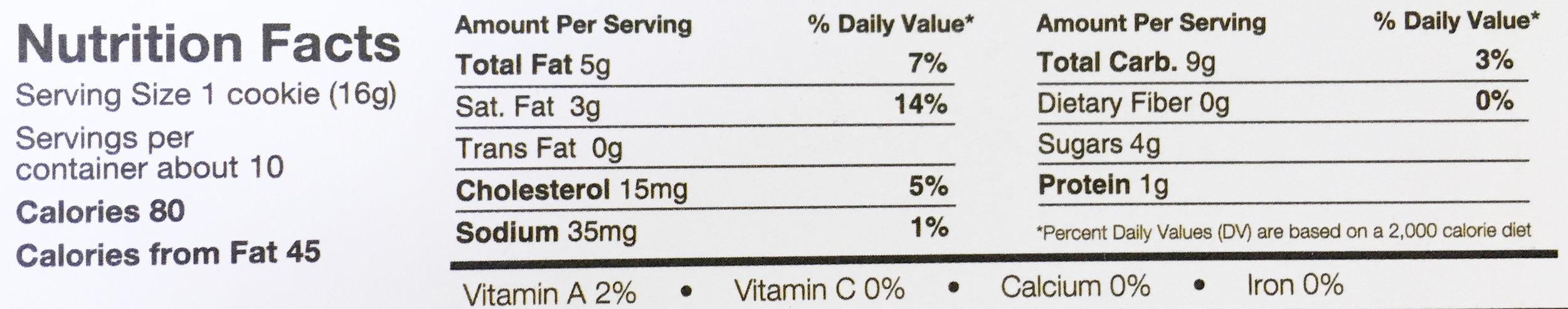 Nutrition Label - Chocolate Pearl.jpg