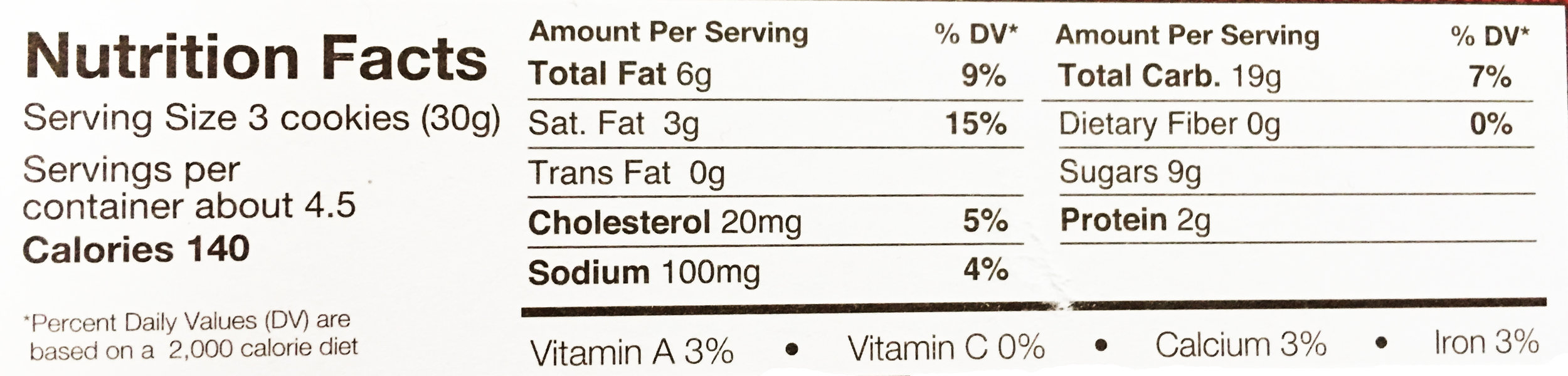 St. Nicks Nutrition Label.JPG